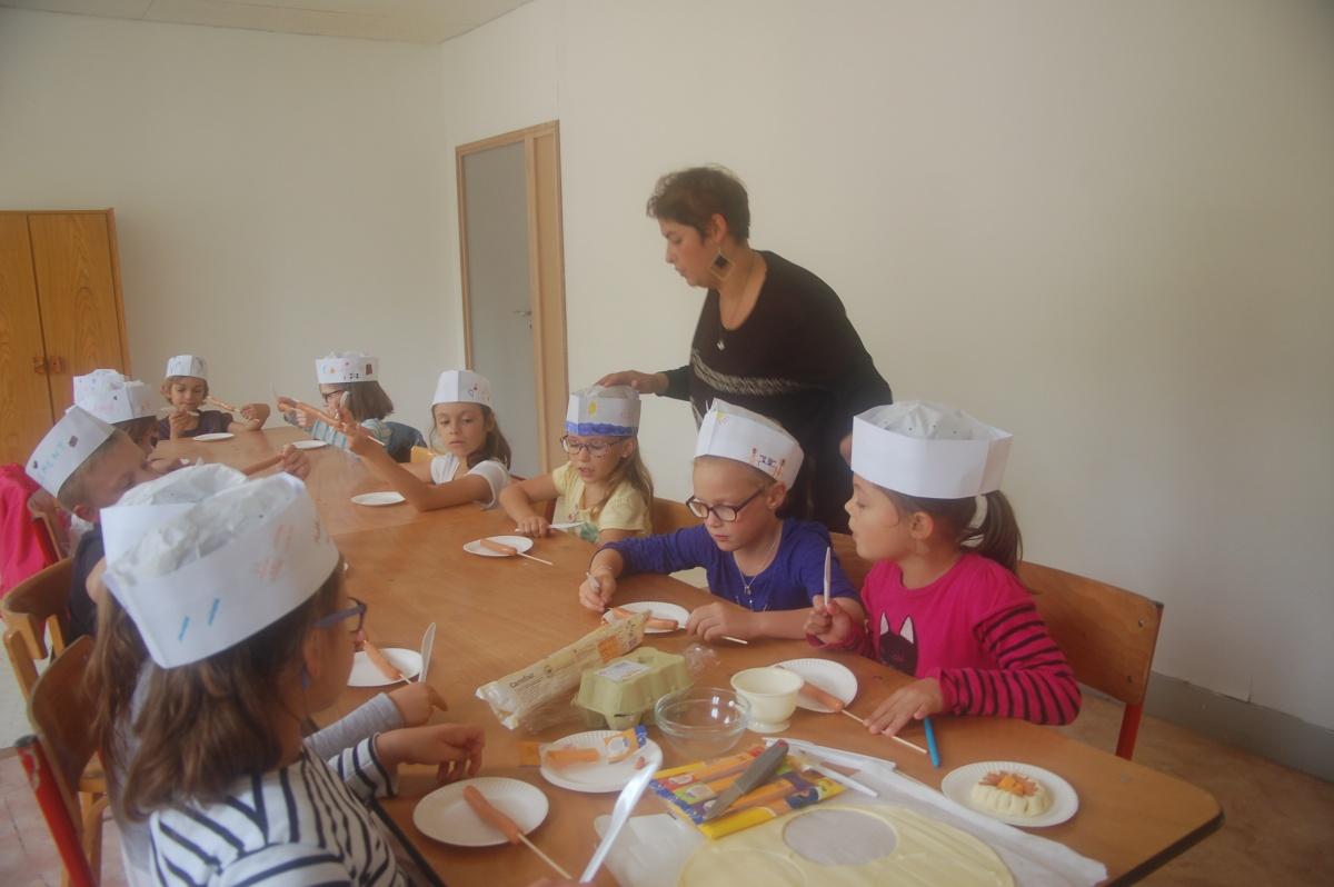Atelier cuisine torcieu - Atelier cuisine en creche ...