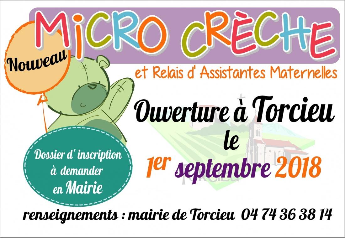 Micro Crèche Torcieu